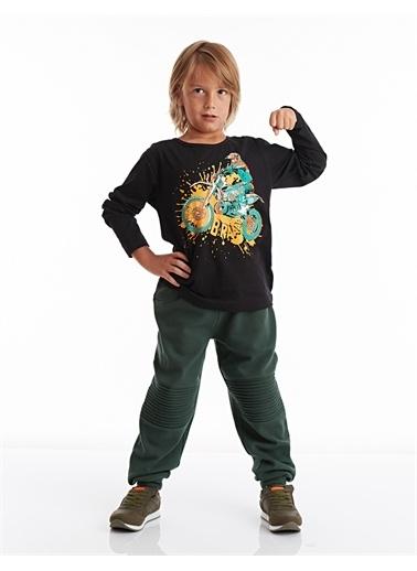 Ollie & olla Braap Erkek Çocuk Pantolon Takım Renkli